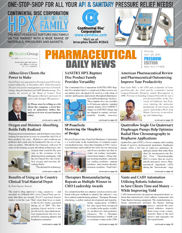 NEWS_Pharmaceutical Daily News Cover