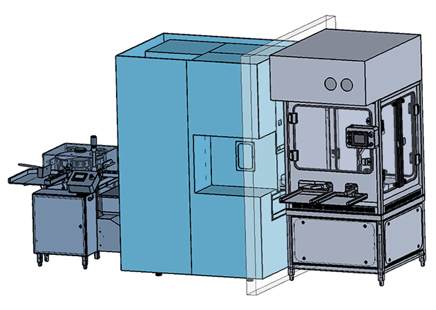 RW-250 Machine Diagram 3D